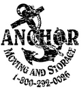 Anchor Moving and Storage